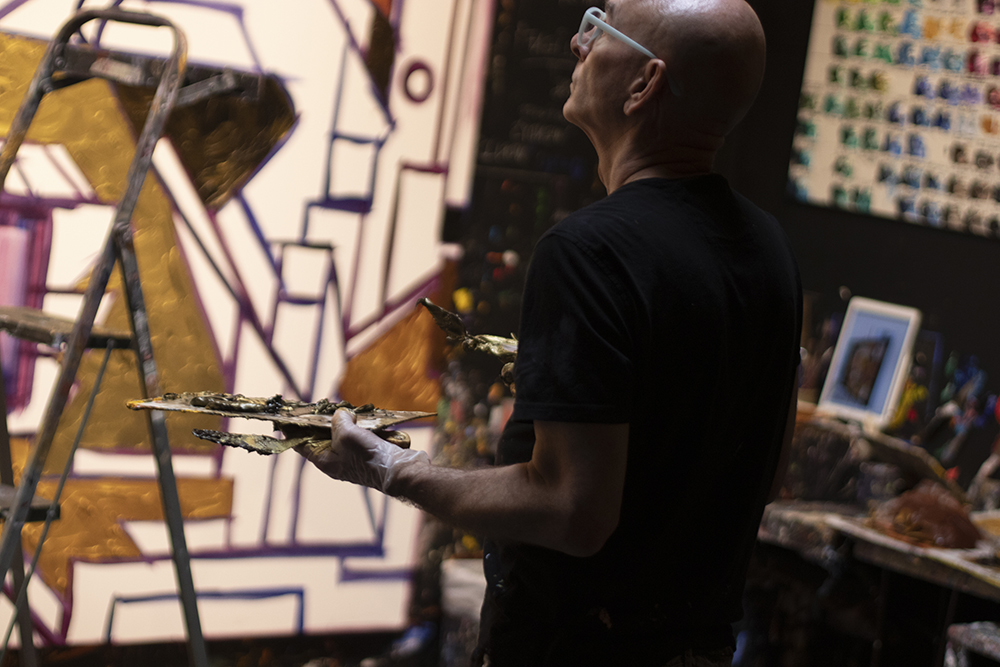 JD Miller Reflectionist Artist
